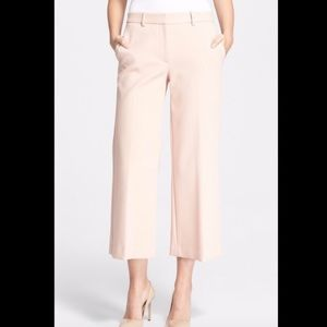 NWT Theory Sprinza Cropped Wide Leg Pants